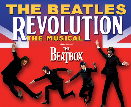 REVOLUTION: THE BEATLES MUSICAL BY THE BEATBOX - Abbey Road 50th  Anniversary