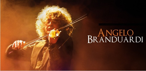 ANGELO BRANDUARDI - THE HITS Tour Teatrale