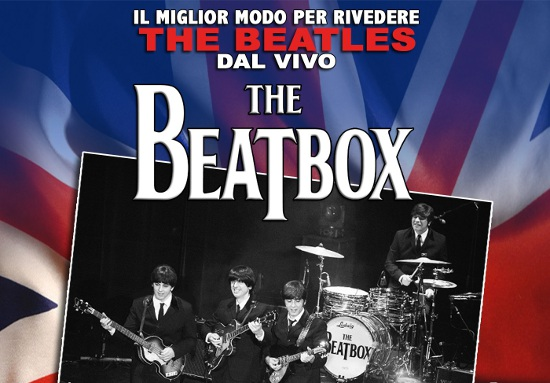 THE BEATBOX 62-70  THE BEATLES SHOW